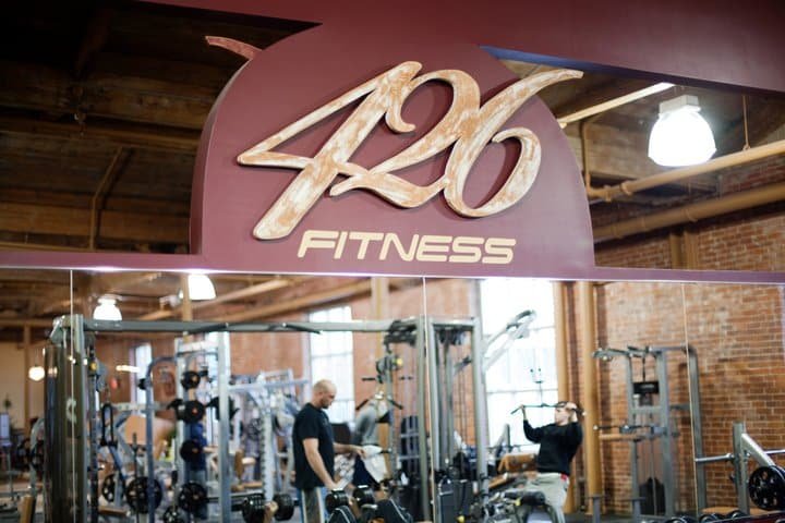 426 Fitness: a gym offering Hardcore workouts, to Zumba and Youth Programs
