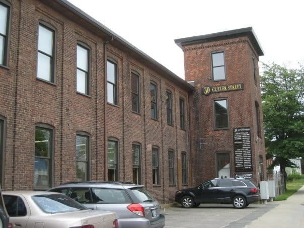 30 CUTLER STREET: A community of art and business