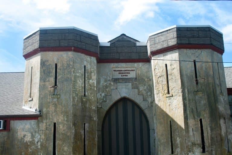 Armory Hall