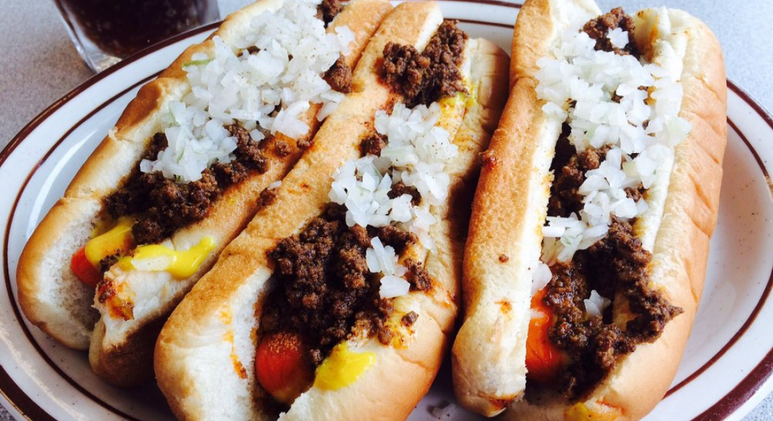 Rod's Grill: an elite greasy spoon with the best diner food, burgers and dogs