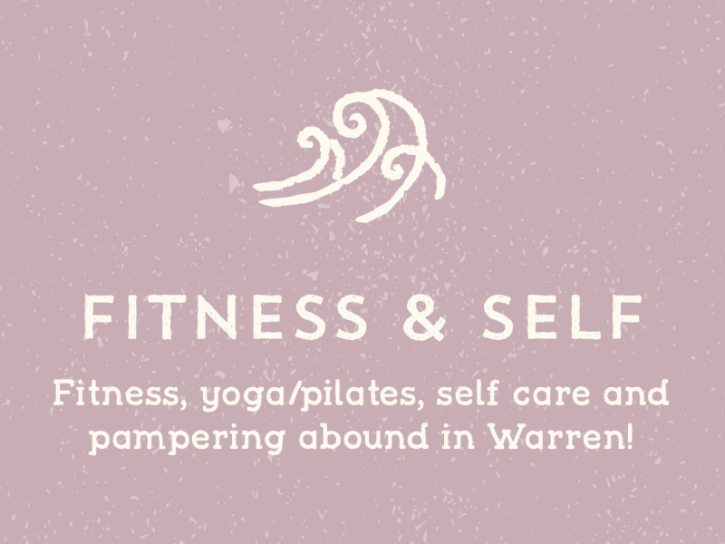 Self care: Yoga, massage, fitness and self-care in Warren, RI 02885