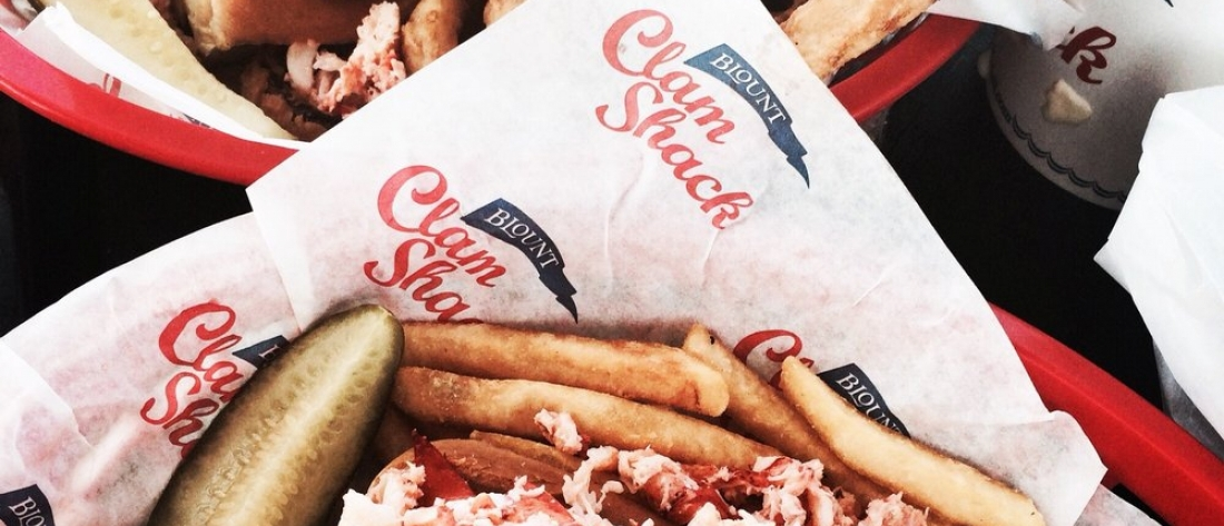 Blount Clam Shack: seafood, lobster rolls in Warren, RI