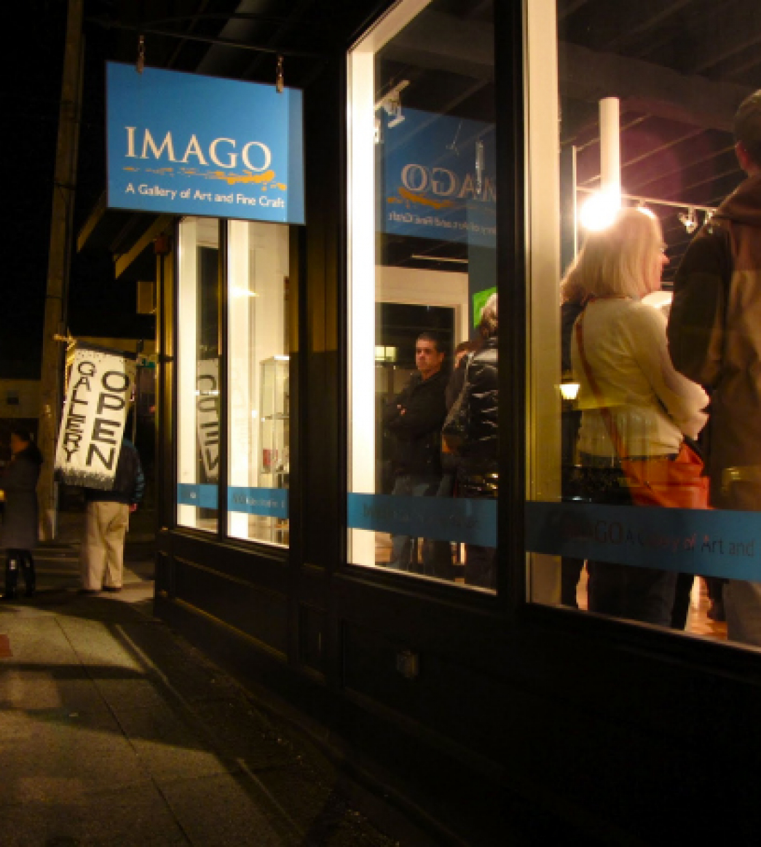 Imago Foundation for the Arts: arts programs, exhibitions and other community events
