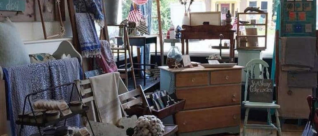 Cerulean shop in Warren, RI