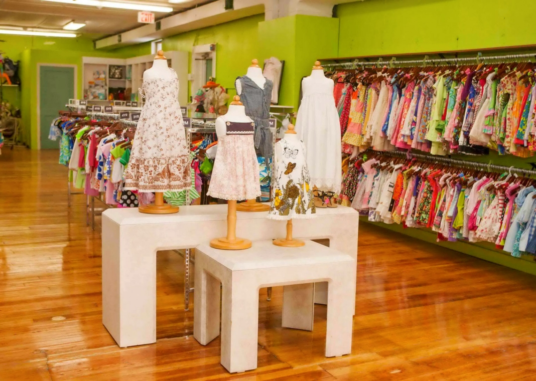 Luca: Designer Children's & Maternity Consignment Boutique