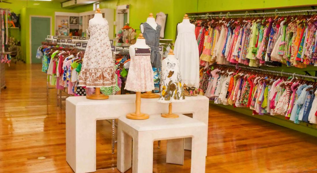 Luca: Designer Children's & Maternity Consignment Boutique