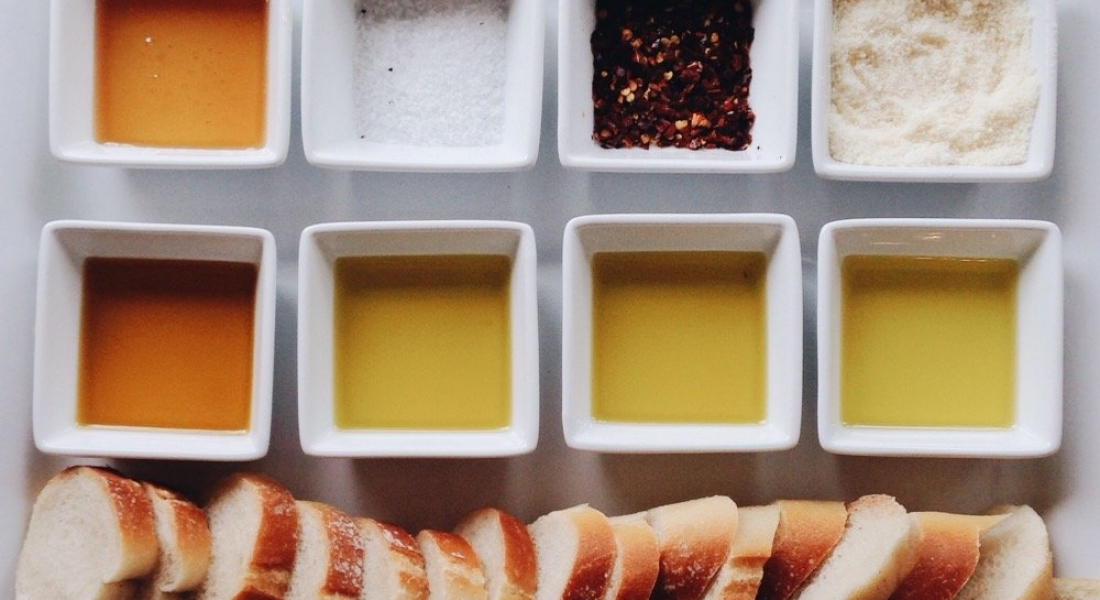 Nectar de la Vida: olive and balsamic vinegar tasting bar