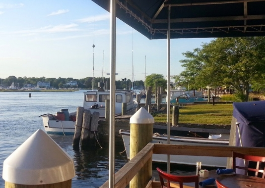 Warren Town Wharf: Warren's working waterfront is one of the oldest in New England